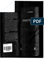 Aula 1 - Martinich, A. p. - Philosophical Writing - Livro Traduzido