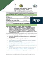 Planificación Analítica Detallada de Asignatura FISICA