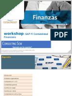 Workshop - SAP FI Contabilidad Financiera