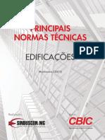 Principais Normas Técnicas Edificaões