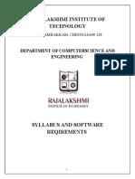 2008 Lab Syllabus