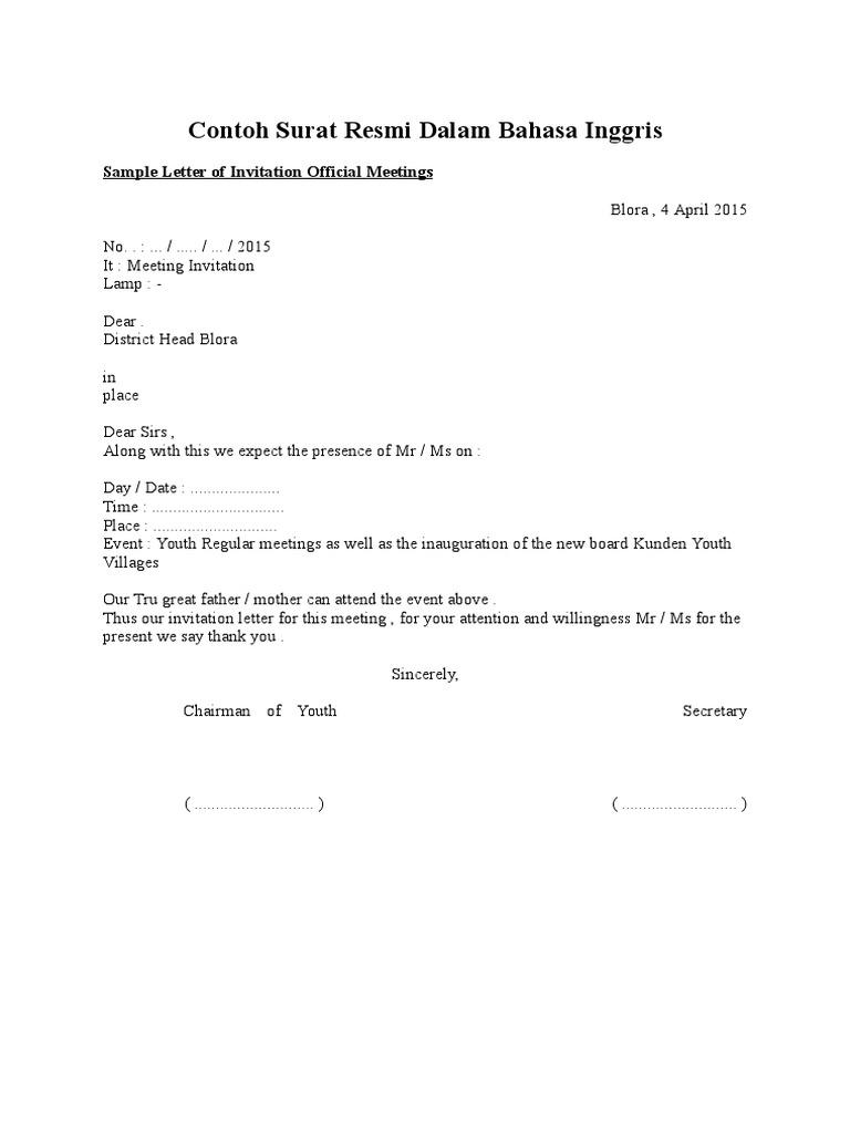 Contoh Letter Of Invitation Letterbestkitchenviewco