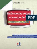 Reflexiones sobre el Campo de la Comunicación