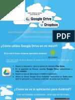 T2 Google Drive y Dropbox Apps