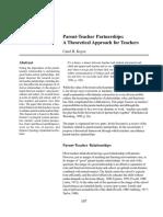 keyes - parent teacher partnerships-annotated