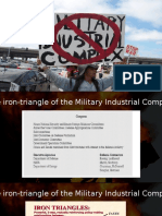 Robert Singh's Book Military-Industrial Complex Part 2 Report