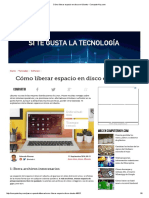 Cómo Liberar Espacio en Disco en Ubuntu - ComputerHoy
