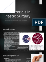 Biomaterials in Plastic Surgery