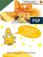 Mesin-Mesin dalam Industri Pengolahan Keju