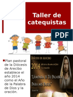 Taller Catequistas
