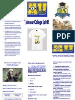 Zoologist Brochure