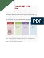 Competencias Del Siglo XXI en Latinoamérica