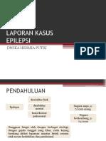 Laporan kasus Epilepsi
