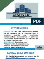 5 Constructora Genius.