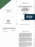 Baldus, Herbert - Ensaios de Etnologia Brasileira, Cap. 1 e Final