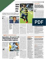 La Gazzetta dello Sport 23-09-2016 - Calcio Lega Pro