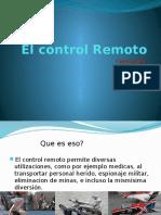 el control remoto.pptx