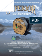 Superior Gas Chlorinators Brochure