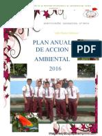 Plan de Trabajo Del Comité Ambiental i.e. 0010 Jpc