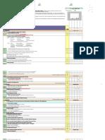 GreenBuild Checklist