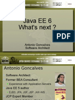 Java EE 6 - Ce Qui Vous Attend