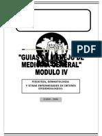 Guias de Manejo de Medicina General (Modulo IV)