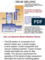 13 ELECTRON BEAM WELDING.ppt