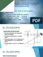 Telescopio Problema 62