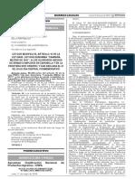 Ley Que Modifica El Articulo 10 de La Ley 24053 Ley Que Den Ley n 30461 1393426 1