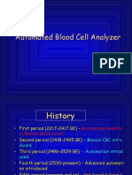 Automated Blood Cell Analyzer(510712)