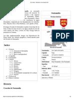 Normandía - Wikipedia, La Enciclopedia Libre