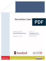 ServiceNow Fulfiller Guide