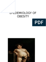 EPEDEMIOLOGY OF OBESITY.pptx