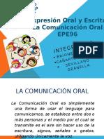 la comunicacion oral