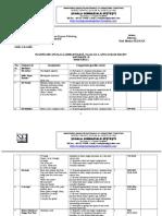 Planificare - Clasa II 2016-2017