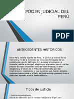 Poder Judicial Del Perú