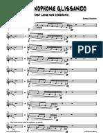 Antosha Haimovich - The Saxophone Glissando - Fast Long Non Chromatic.pdf