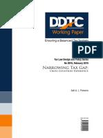 DDTC Working Paper 0915 1906