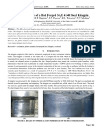 Engineering journal ; Failure Analysis of a Hot Forged SAE 4140 Steel Kingpin