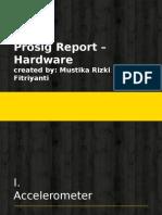 Prosig Hardware Report