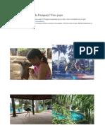 Algunos Lugares Para Conocer en Paraguay