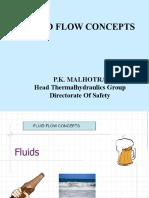Fluid Flow Concepts