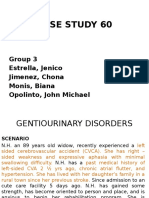 Gentiourinary Disorders