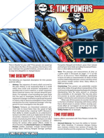 & power profile masterminds pdf mutants