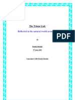 The Concept of the Triune God