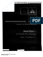 AWWA M11-1989 Steel Pipe Design and Installation.pdf
