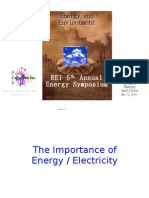 Energy and Environment - Michael C. Trachtenberg, PhD Carbozyme, Inc