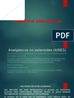 Analgésicos, Antipiréticos, - Copia