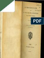 Przluski 1916 Le Vinaya Des Mulasarvastivadin Et Les Textes Apparentes