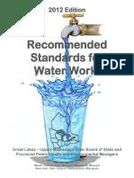 GLUMB Water Standards